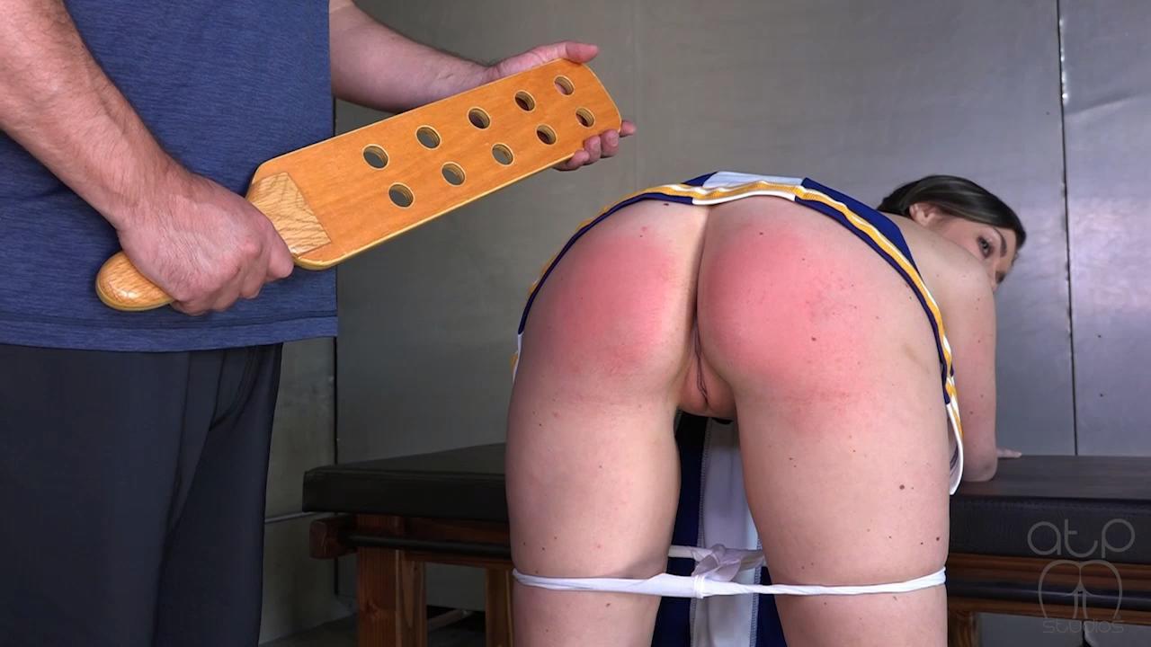 Pornstar tiger tyson in a thong